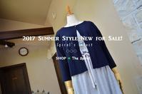 """2017 Summer Style New for Sale!... 7/15sat"" - SHOP ◆ The Spiralという館~カフェとインポート雑貨のある次世代型セレクトショップ~"