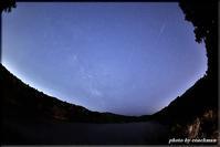 家から20分の天の川 2 - 北海道photo一撮り旅