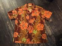 60's Royal Hawaiian cotton Hawaiian shirt - BUTTON UP clothing