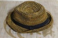 帽子のつば対策 - うまこの天袋
