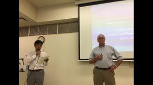 人工呼吸器セミナーin飯塚2017と、アクアラインセミナー - 飯塚病院呼吸器内科ブログ