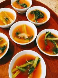 水キムチに決定 - 今日も食べようキムチっ子クラブ (我が家の韓国料理教室)