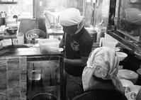 富塚町「和歌山ラーメン七星」でチャーシュー麺とレアチャーシュー丼 - ぶん屋の抽斗