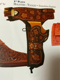 ダメな刻印を使える刻印に変える実験!Leather Crafter&Saddlers Journal に掲載されました! - 俺のホビー!!ほぼシェリダンスタイルカービング(゚д゚)(。_。)ウン!