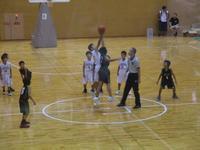 20170715県交歓大会男子 - 日出ミニバスケットボール