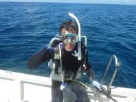 夏の光景MAX! ~糸満近海ガイド付きボートダイビング(ファンダイビング)~ - 沖縄本島最南端・糸満の水中世界をご案内!「海の遊び処 なかゆくい」