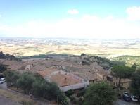 シエナ共和国の最後の地を絶景と共に - フィレンツェのガイド なぎさの便り