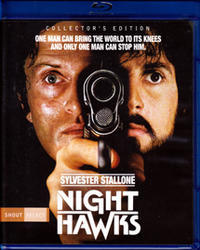 「ナイトホークス」 Nighthawks  (1981) - なかざわひでゆき の毎日が映画三昧