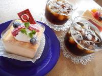 元気をくれたケーキとお弁当 - 福岡おでかけと食日記