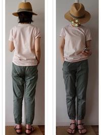 休日 : ユニクロ uのTシャツ&キッズジョガー - Mirror Mirror...
