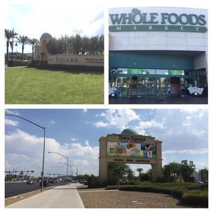 世界一周の旅14(WHOLE FOODS とプレミアム・アウトレット・サウス) - リタイア夫と空の旅、海の旅、二人旅
