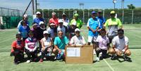東金テニスクラブの定例大会 - テニスのおじさま日記