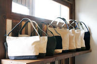 mini shoulder bag・A4 shoulder bag / CHANG - bambooforest blog