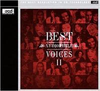 """♪565 藤田恵美  """" Best Audiophile VoicesⅡ """"  CD 2017年7月16日 - 侘び寂び"""