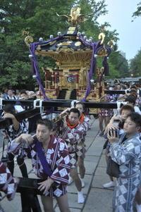 """小樽祭り・住吉神社例大祭 - ときどきの記 by 小樽の出版社""""ウィルダネス"""""""