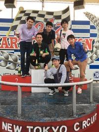 レンタルカートエンジョイレース  ウメダ様グループ - 新東京フォトブログ