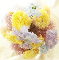 お花屋さんの、ウェディングの花のサポートレッスン - 一会 ウエディングの花