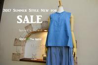 """2017 Summer Style New for Sale!... 7/16sun"" - SHOP ◆ The Spiralという館~カフェとインポート雑貨のある次世代型セレクトショップ~"