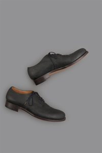 forme  Blucher Plain Toe (Men's) - un.regard.moderne