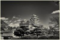 Record of the memory #70 Travel 12th day Himeji castle - ukkeylog+