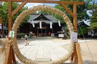 松本市の四柱神社 - レトロな建物を訪ねて