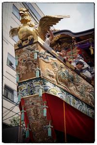 前祭鉾曳き初め-4 - Hare's Photolog