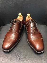こんにちは!下町マジェスティック♨です☆ - 銀座三越5F シューケア&リペア工房<紳士靴・婦人靴・バッグ・鞄の修理&ケア>