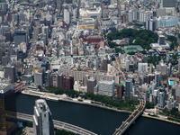 東京スカイツリー 浅草寺  - エンジェルの画日記・音楽の散歩道