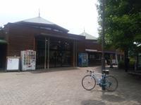 茨城県北「道の駅」巡り、その3 - 自転車走行中(じてんしゃそうこうちゅう)