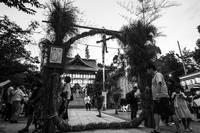 旭山神社の夏越祭へ。 - Omoブログ