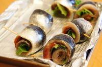 7月のお料理は鰯でした♪ -         川崎市のお料理教室 *おいしい table*        家庭で簡単おもてなし♪