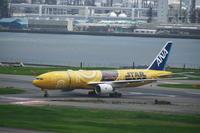 HND - 175 - fun time (飛行機と空)