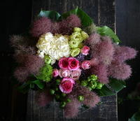 お誕生日の女性へ。2017/07/14。 - 札幌 花屋 meLL flowers