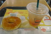 Krispy Kreme Doughnuts(クリスピー・クリーム・ドーナツ) 『ブリュレグレーズドオレンジ etc.』 - My favorite things