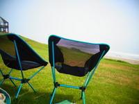 海辺のピクニック - ひよの散歩日和