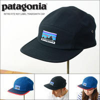 patagonia [パタゴニア正規代理店] RETRO FITZ ROY LABEL TRADESMITH CAP [38061] レトロ・ラベル・キャップ MEN'S/LADY'S - refalt   ...   kamp temps
