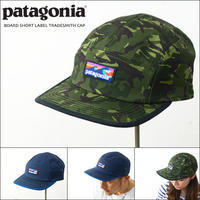 patagonia [パタゴニア正規代理店] BOARD SHORT LABEL TRADESMITH CAP [38192] MEN'S/LADY'S - refalt   ...   kamp temps