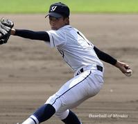 第99回全国高等学校野球選手権京都大会 京都八幡-洛北 - BaseBall of Miyako