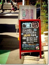 【あ】新しいカメラ屋さん:あたらしいかめらやさん - ネコニ☆マタタビ