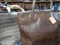 今日は、バッグです☆ - 上野 アメ横 ウェスタン&レザーショップ 石原商店
