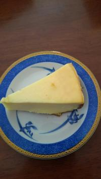コストコのチーズケーキを食べました♪ - 猫と私の好きなもの