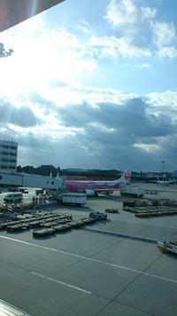 1月のオクマ最終日 - 沖縄の休日2