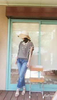 今日の服装(休日コーデ) - *シンプルなおしゃれ日和*
