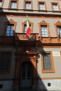 ミラノの邸宅拝見~マンゾーニの家~ - ビーズ・フェルト刺繍作家PieniSieniのブログ