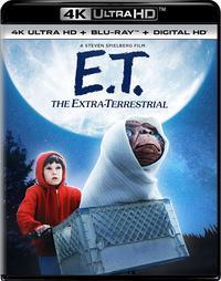 「E.T.」の4K UHD北米盤には日本語字幕収録か?! - Suzuki-Riの道楽