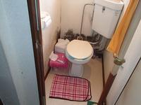 アパートトイレのカビ対策 - 快適!! 奥沢リフォームなび
