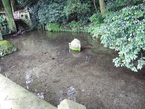 湧水の宮 味水御井神社 - ひもろぎ逍遥