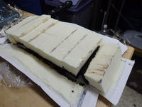 手作りチーズケーキ - 号号日記