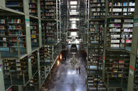 "Biblioteca de México ""Jose Vasconcelos"" - 二勝三敗"