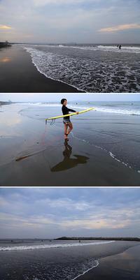 2017/07/17(MON) 浜降祭の海辺では.........。 - SURF RESEARCH